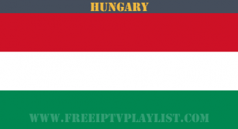 Hungary - Free IPTV Playlist